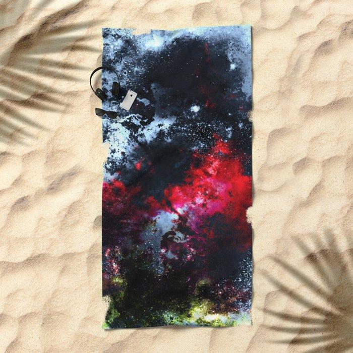 β Centauri II Beach Towel