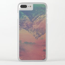 INFLUENCE II Clear iPhone Case