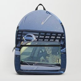 I'll be right Back Backpack