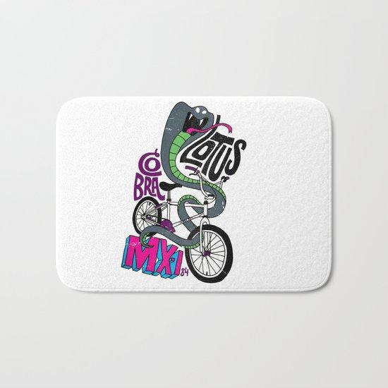 Lotus BMX Bath Mat