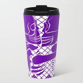 Buena Suerte Metal Travel Mug