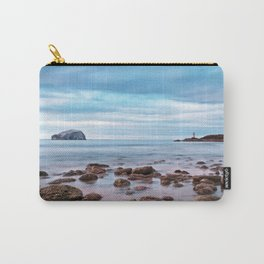 Bass Rock And The Beacon Carry-All Pouch