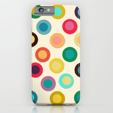 ivory pop spot iPhone 6 Slim Case