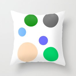 Cefpirome Throw Pillow