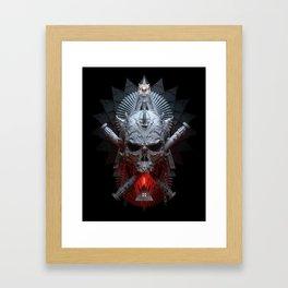 Sith / V2 Framed Art Print