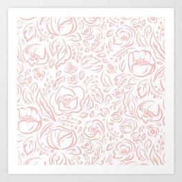 Endless Spring Art Print