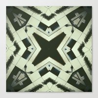 architect Canvas Prints featuring Architect by Noah Kantor