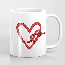 knot in love Coffee Mug