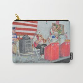 The Clefs Carry-All Pouch