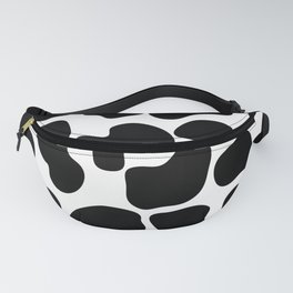 Cow Print Fanny Pack