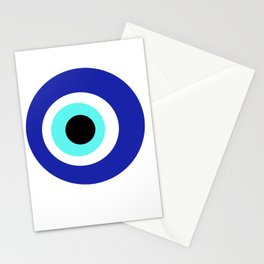 Blue Eye Stationery Cards