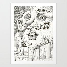 240212 Art Print