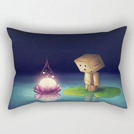 Blossom Night Rectangular Pillow