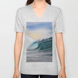 Catch Waves Unisex V-Neck