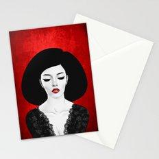 Cierra los ojos Stationery Cards