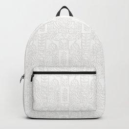 Swedish Folk Art - Subtle Backpack