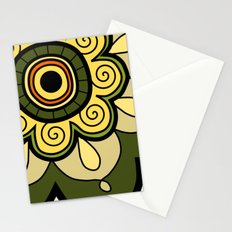 Flower 12 Stationery Cards