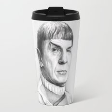 Spock Travel Mug