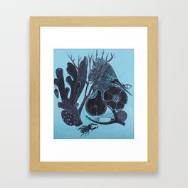 Claude's Curiosities Take Two Framed Art Print