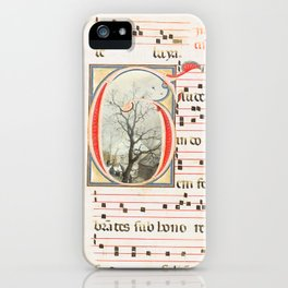 Marking Time iPhone Case