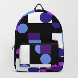 Abstract Geometry 2 Backpack