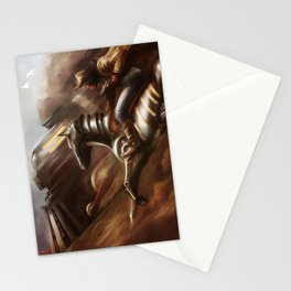 Cowboys & Engines Stationery Cards