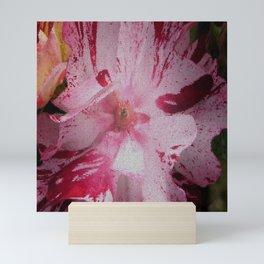 Rose Abstract Mini Art Print