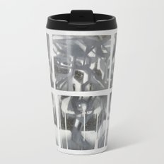 Fade 2 Grey Travel Mug