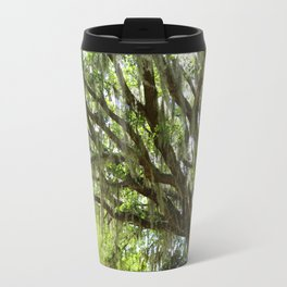 Live Oak in Springtime Travel Mug