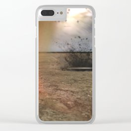 LAst salute Clear iPhone Case