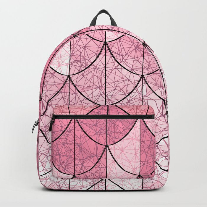 Mermaid scales. Abstract. Backpack