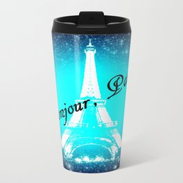 Bonjour, Paris! Travel Mug