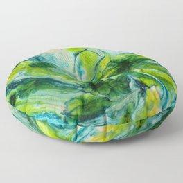 Plasmodesma Floor Pillow