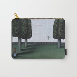 The First To See It Carry-All Pouch
