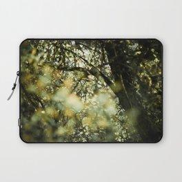 Bokah tree Laptop Sleeve