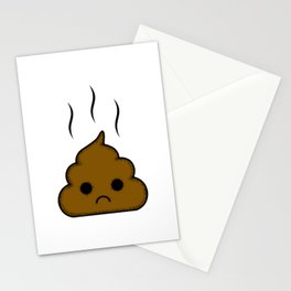 Oh, Poop! Stationery Cards