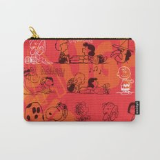 SNOOPY AAUGH! Carry-All Pouch