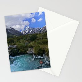 Aoraki Mount Cook // Hooker Valley Stationery Cards