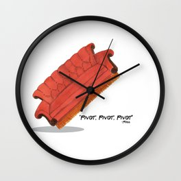 Pivot Wall Clock