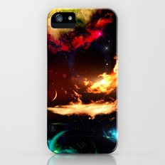 Deep Space 2 - for iphone iPhone (5, 5s) Slim Case