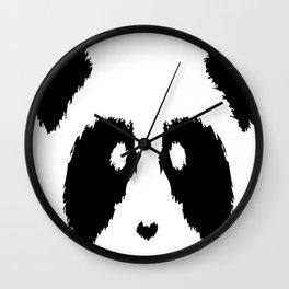 Panda Boobs Wall Clock