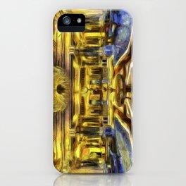 Vincent Van Gogh Palace iPhone Case