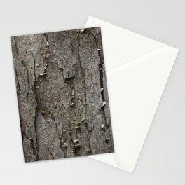 Adler Tree Bark Camouflage Stationery Cards