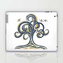 Geometric Tree Laptop & iPad Skin