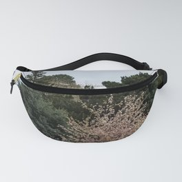 A Stroll Down the Street Fanny Pack