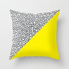 Pop Art Pattern 2 Throw Pillow