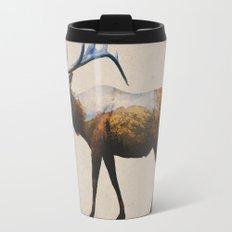 The Rocky Mountain Elk Travel Mug
