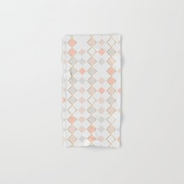 Pattern Rose Hand & Bath Towel