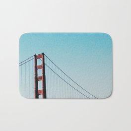 Golden Gate Bath Mat