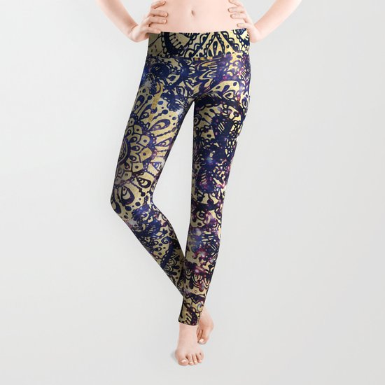 Gypsy Magic Leggings
